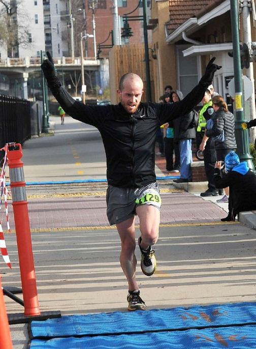 Hogeye Half Marathon - 2014
