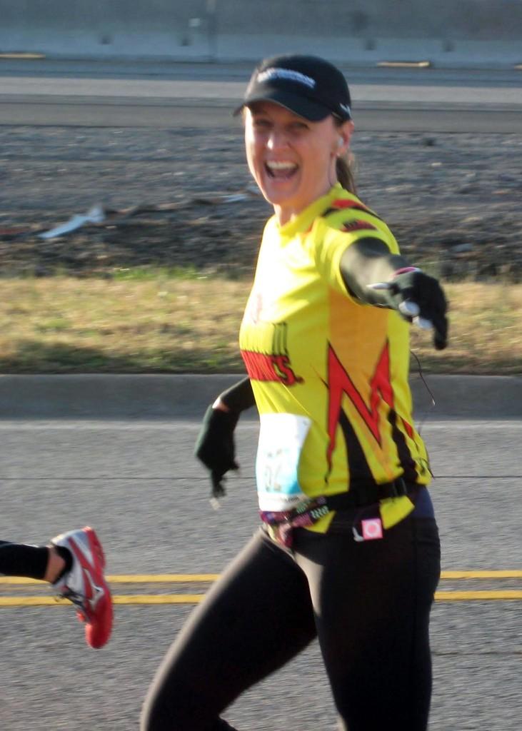 Hogeye Marathon - 2014