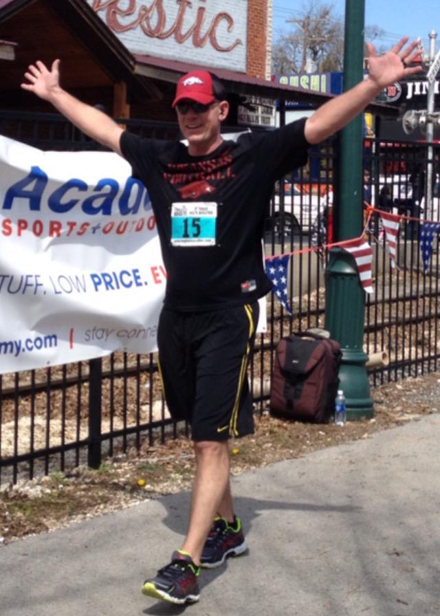 Kyle - Hogeye Marathon 2014