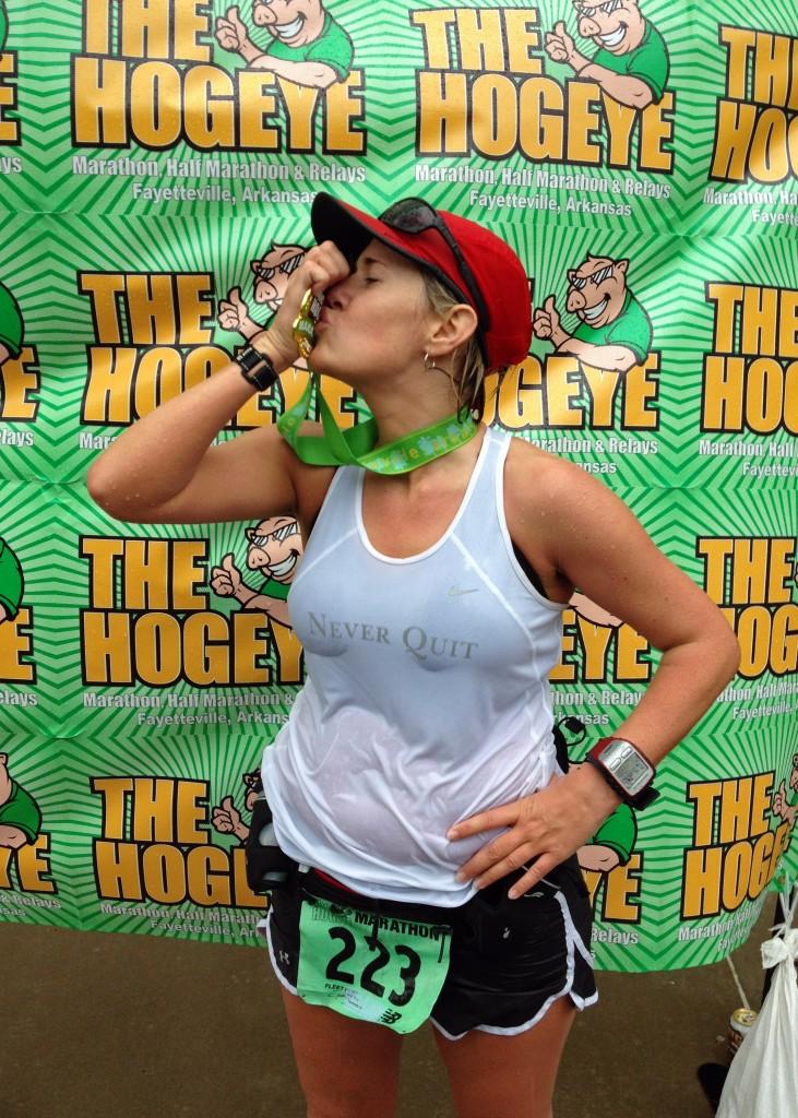 Hogeye Marathon - 2012