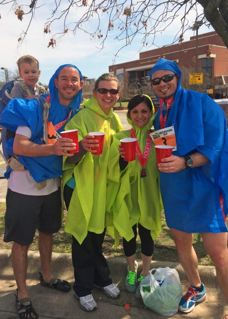 Team Drunk Poncho | Hogeye Marathon Relay